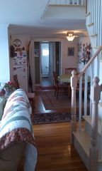living room looking into dinning area - Provincetown condo vacation rental photo