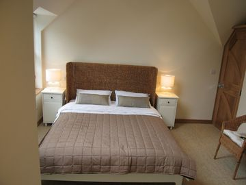Coach House Bedroom one