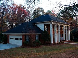 Stone Mountain house photo - Attached garage with parking