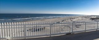 Galveston house photo - Panoramic views from the porches