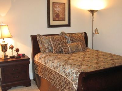 Guest Bedroom 1 - Even Your Guests Will Experience the Luxury.