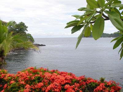Enjoy the view at Casa de la Playa Vacation Home, Flamingo, Costa Rica