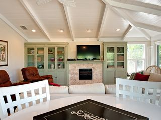 Sanibel Island house photo - Living area