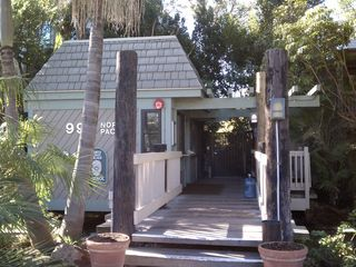 Oceanside condo photo - Guard Shack - the complex is gated and patrolled 24 hours a day.