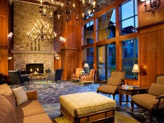 Mammoth Lakes condo photo - Beautiful lobby of Grand Sierra Lodge.