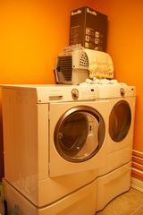 Ruidoso condo photo - full HE washer & dryer