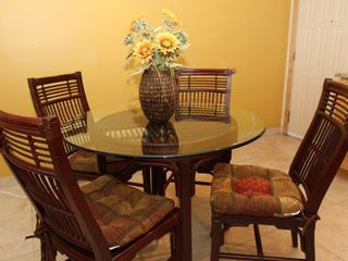 Bonita Springs condo photo - Dining Room