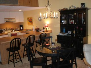 Mount Snow condo photo - DINING AREA/KITCHEN