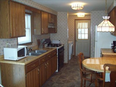 Cheshire house rental - Kitchen
