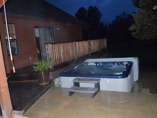 Sebastopol house photo - Hot Tub