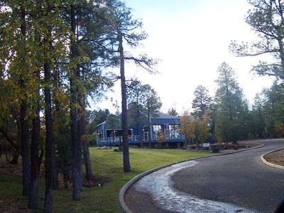 The Pines - Clubhouse