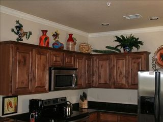 New Braunfels condo photo - Fiesta Kitchen Area Decor