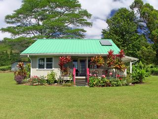 Wood Valley Pahala cottage photo - Secluded Hideaway ~ 8 acres ~ no other homes!