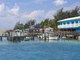Bimini cottage photo - A Bay Side Marina