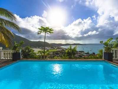 Grand Case, St Maarten / Saint Martin Vacation House Rental 4-bed ...