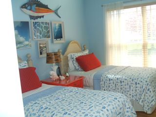Water Mill house photo - Guest Bedroom (twin beds)