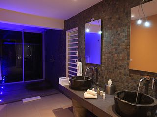 Terres Basses villa photo - bathroom2