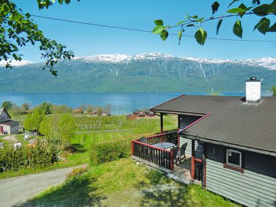 Vacation home in Utne, Western Norway - 4 persons, 2 bedrooms