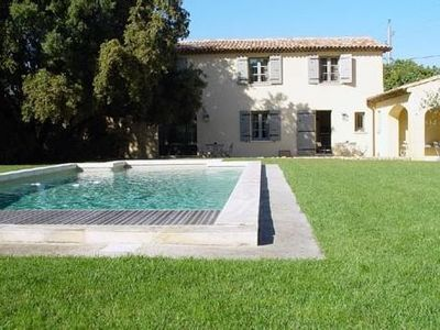 Holiday home in Aix-en-Provence: Grivoton Provencal farmhouse