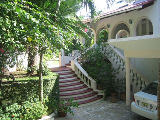 Cabarete villa photo - Main Entrance
