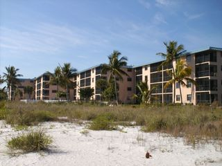 Sanibel Island condo photo - 1D4 is top corner right side. Fish and shell here
