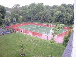 Southampton house photo - Tennis Court