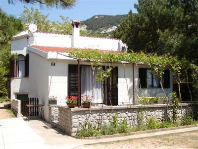 Accommodation, 60 square meters, Baska, Croatia