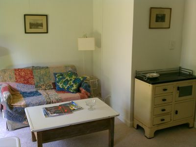 Millerton cottage rental - .