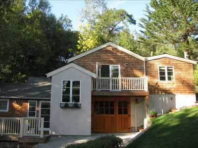 Fantastic Mill Valley Cottage