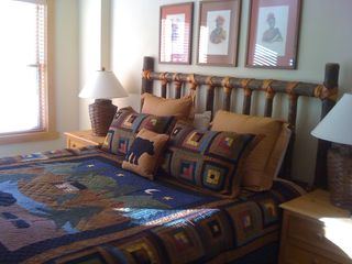 Copper Mountain condo photo - Master Bedroom