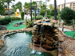 Kissimmee property rental photo - Liki Tiki Village Mini Golf