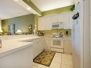 Naples condo photo - Fully equipped kitchen