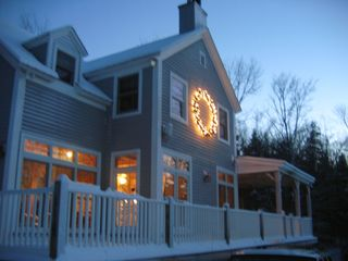 Andover house photo - Perfect Holiday setting for family and friends