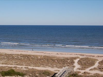 Amelia Island condo rental - View Standing On Balcony