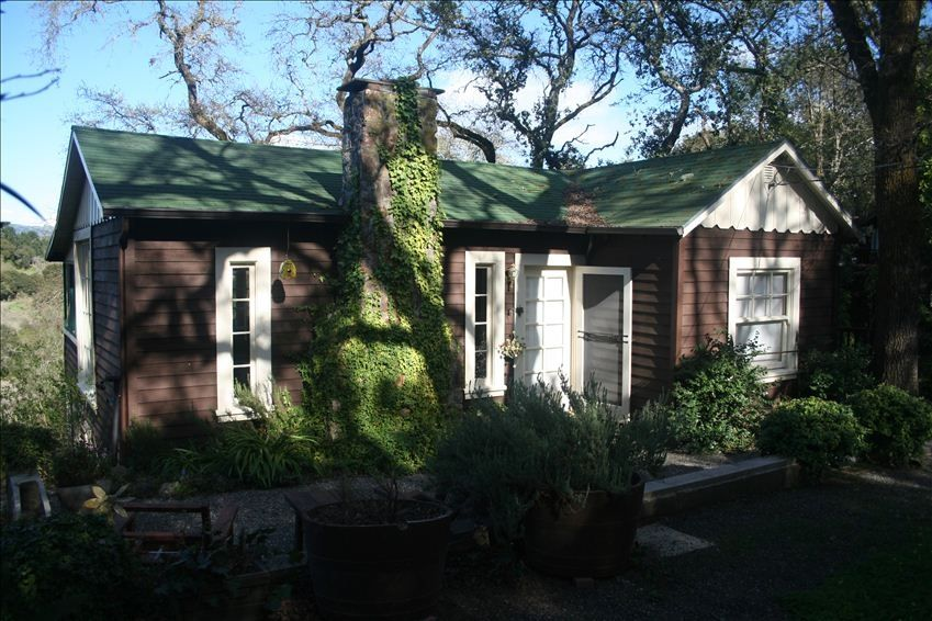 Healdsburg vacation rental vrbo 367382 1 br russian for Russian river cabins guerneville