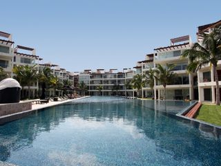 Playa del Carmen condo photo - The Elements Infinity Pool