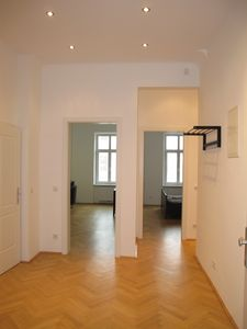 Innere Stadt apartment rental - Anteroom