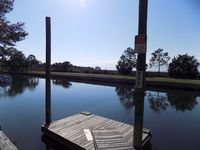 Shell Point FL 3 Bed Home With Dock and a view over bay