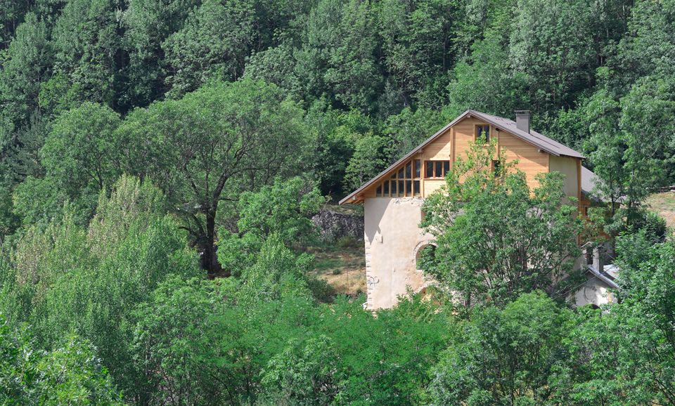 Peaceful house, with terrace , Briançon, Provence and Cote d