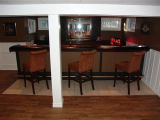 Fort Erie house photo - Basement bar