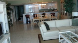 New Smyrna Beach condo photo - Spacious open floor plan