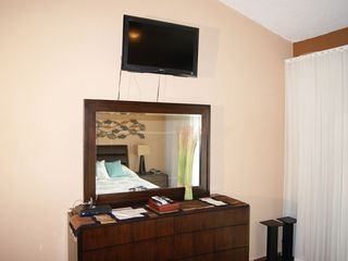 Cabo Rojo apartment photo - Master bedroom flat screen TV.