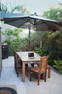 Patio with WiFi