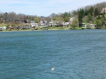 Lake Junaluska/paddle boats/canoes/pool/5min drive