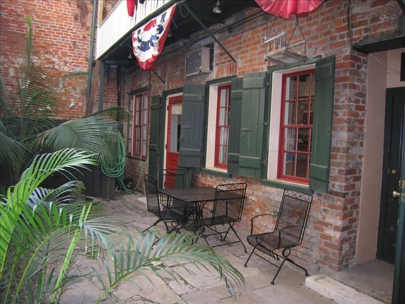 Vacation Rental Homes In New Orleans French Quarter