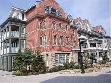 Snowshoe Mountain condo rental - The Senecas is located in main village by slopes, shops, dining and shuttle.