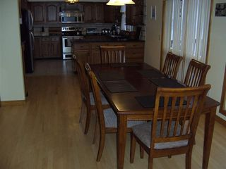 Dining Area - Edinburg house vacation rental photo