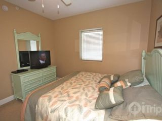 "Gulf Shores condo photo - 31"" TV/DVD in guest bedroom"