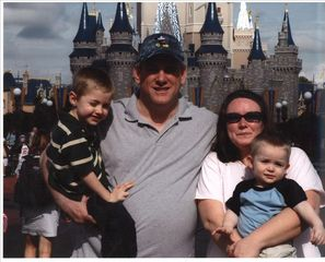 Lindfields house photo - Our family at Disney World