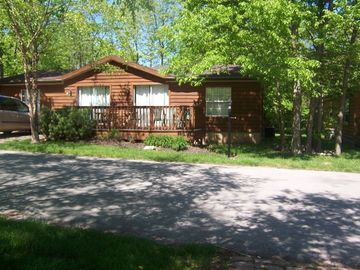 Put-in-Bay house rental - Front Deck; Your Island Vacation Home! 3 bedrooms, 2 baths in Island Club Resort